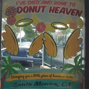 DK Donuts, Santa Monica Blvd. Santa Monica