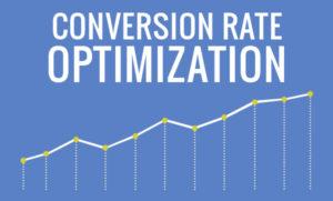 conversion rate optimization graph