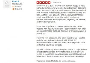5 star yelp review