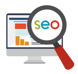 best seo company in santa monica, represented by a search online