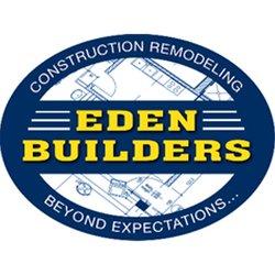 Eden builders website logo