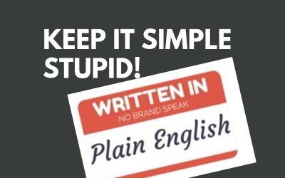 Proven Website Design Tip – Keep It Simple, Stupid!
