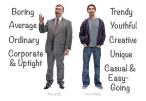 Mac guy vs PC guy