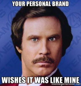 will ferrell brand meme