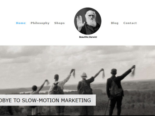 SquareSpace Website Migrated to WordPress