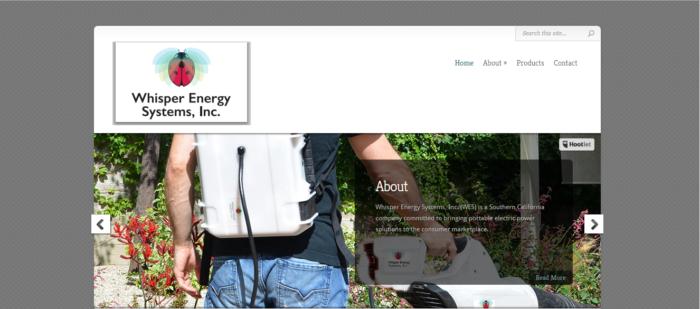 Whisper Energy Systems Sherman Oaks