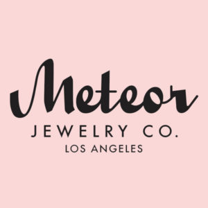 Meteor Jewelry co ecommerce site logo