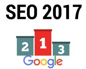 SEO rankings in Google 2017