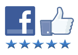ask for Facebook reviews