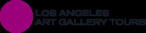 Los Angeles art gallery tours client logo