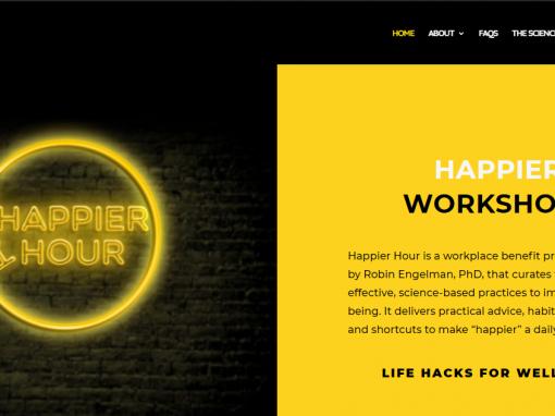 Los Angeles Life Coach Website Designer