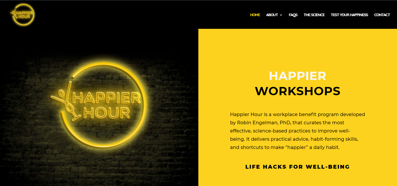 Web Designer For Los Angeles Life Coach Website I Ain T Your Momma