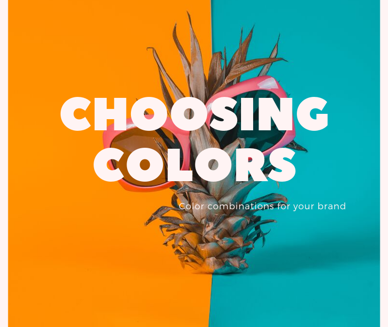 Choosing Color Combos for Your Website & Interior Design & Fashion in 2019 & 2020