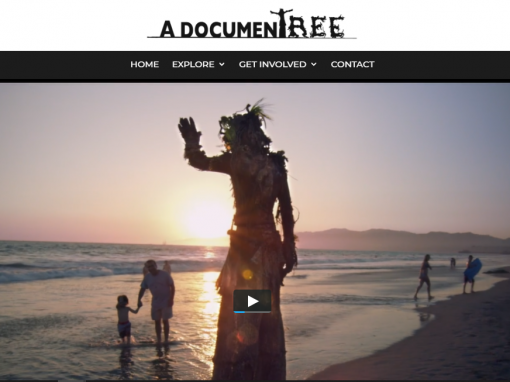 Documentary Website Design