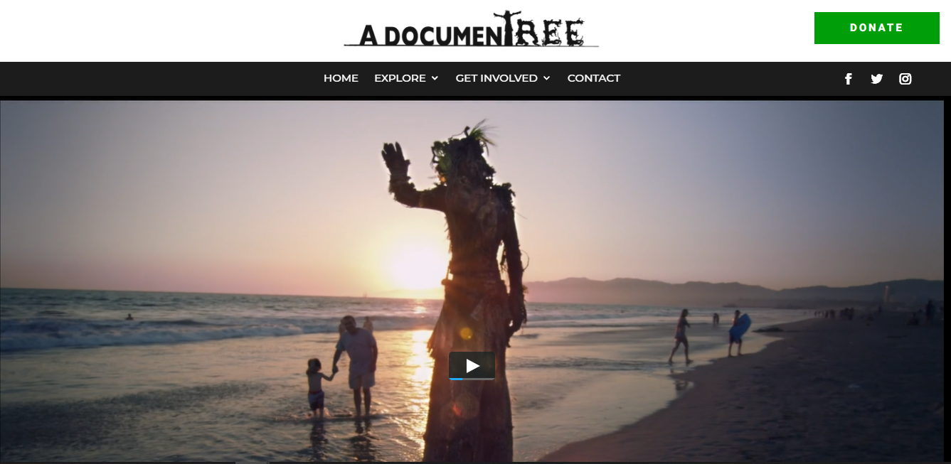 movie production company web design Venice Beach California