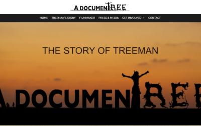Documentary Website Design