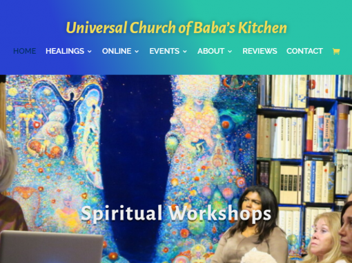 Website Design for Non-Profit Charity, Brentwood 90049