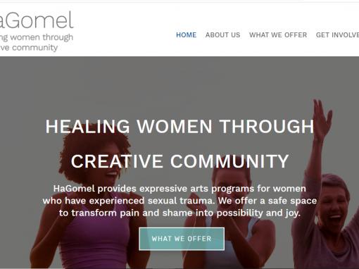 Nonprofit Art Program Los Angeles Website