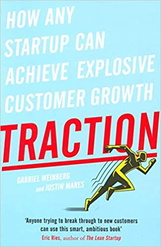 Traction a startup guide book