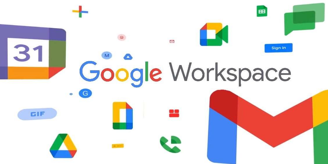 google workspace graphic was gsuite
