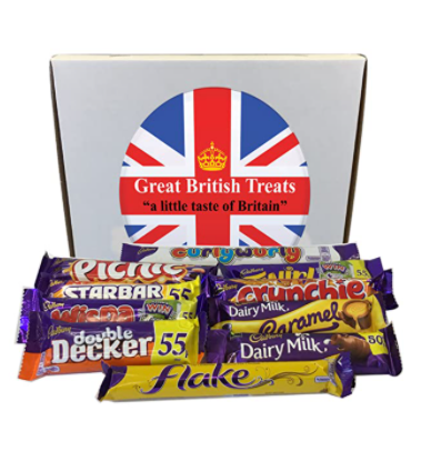 British box of chocolates