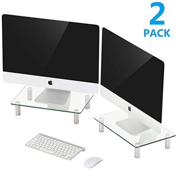 computer riser for working from home ergonomic
