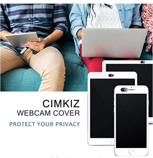 web cam cover for privacy