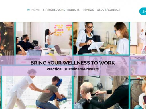 West LA New Business Web Design – Meditation & Self-Care