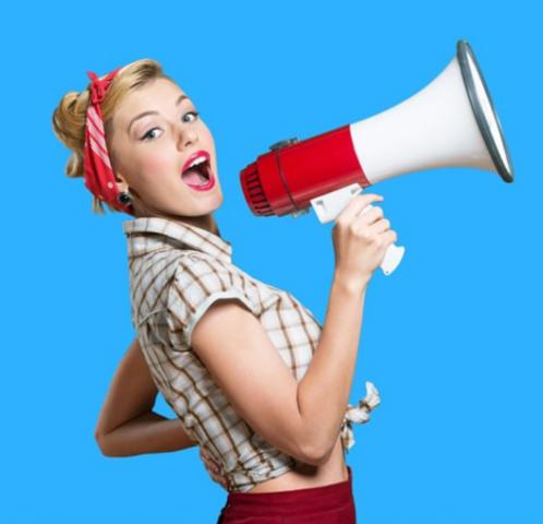 Santa Monica web designer pic of  female marketer
